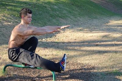 Bodyweight training koordination