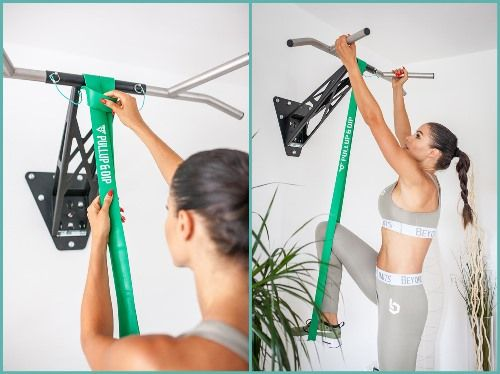 pull-ups with pull-up band