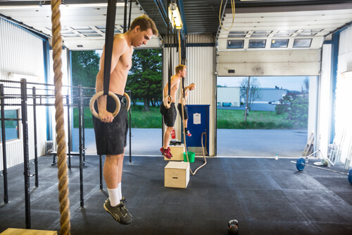 ring muscle ups
