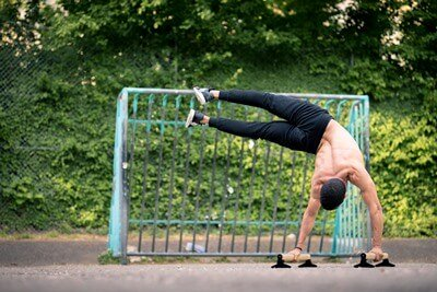 calisthenics multifunktional