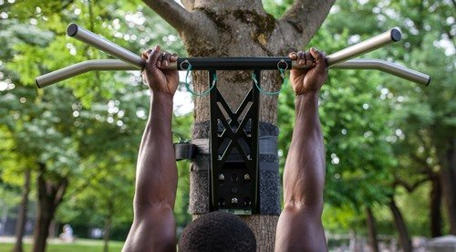 close grip pull-ups