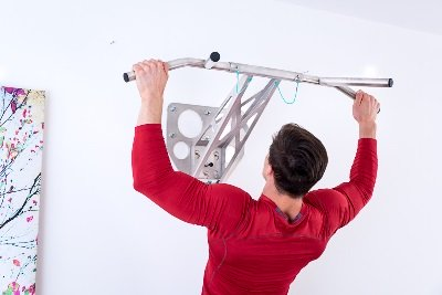 pull-up bar at home