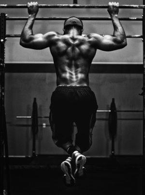upper body strength