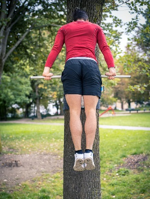 muscle-ups lernen