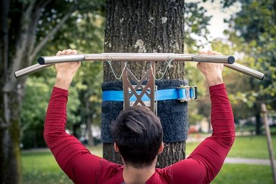 narrow pull-up grip
