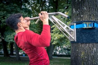 hammer grip pull-ups