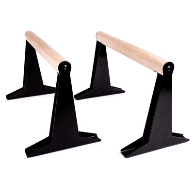 medium parallettes