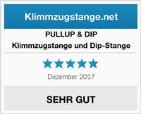 PULLUP & DIP Klimmzugstange und Dip-Stange