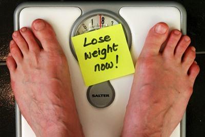 Reduziere Gewicht